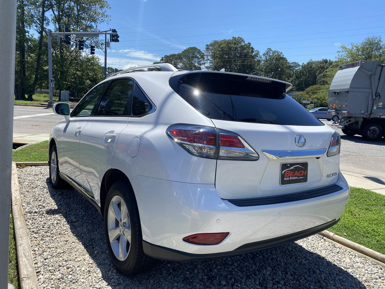 2013 LEXUS RX 350 WARRANTY, LEATHER, NAV, HEATED/COOLED SEATS, SUNROOF, BACKUP CAM, BLUETOOTH, CLEAN CARFAX! Norfolk VA