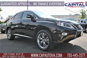2013_LEXUS_RX 450H_AWD_ Chantilly VA