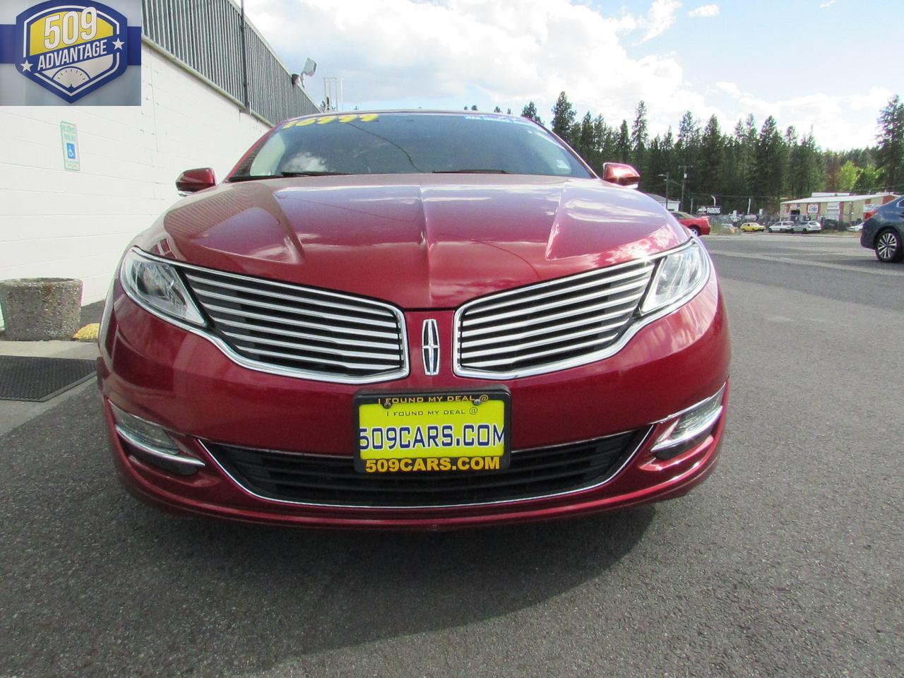 2013 LINCOLN MKZ AWD Spokane Valley WA