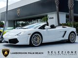 2013 Lamborghini Gallardo Spyder Palm Beach FL