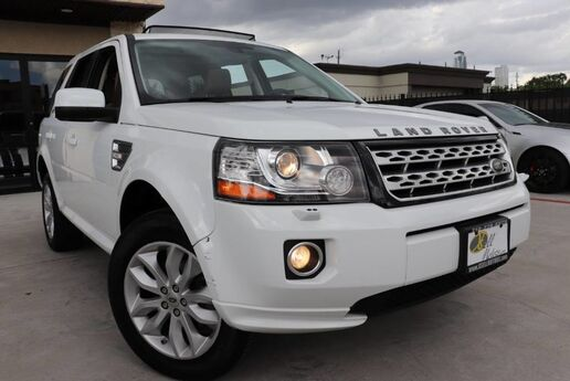 2013 Land Rover LR2 HSE 12 SERVICE RECORDS CLEAN CARFAX Houston TX