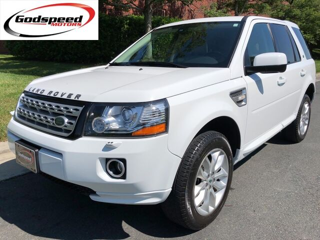 2013_Land Rover_LR2_HSE_ Charlotte NC