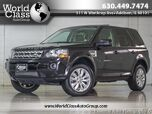 2013 Land Rover LR2 HSE LEATHER PANO SUNROOF