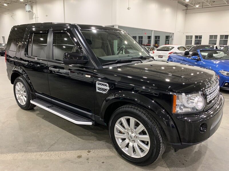 2013_Land Rover_LR4_HSE 1 Owner_ Charlotte NC