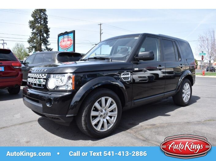 2013 Land Rover LR4 HSE 4WD Bend OR