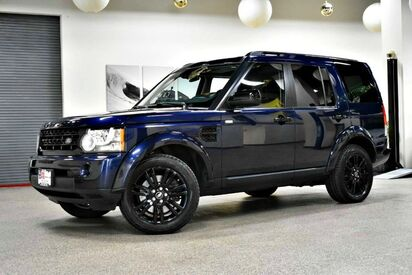 2013_Land Rover_LR4_HSE Black Design Package_ Canton MA