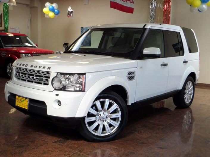 2013 Land Rover LR4 HSE Queens NY
