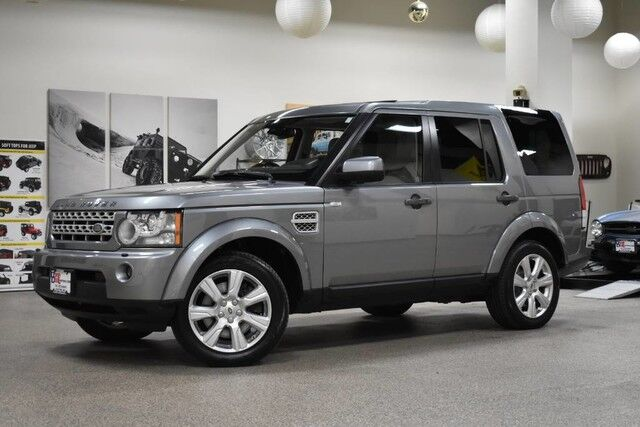 2013 Land Rover LR4 LUX Boston MA
