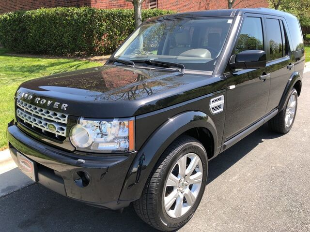2013_Land Rover_LR4_LUX_ Charlotte NC