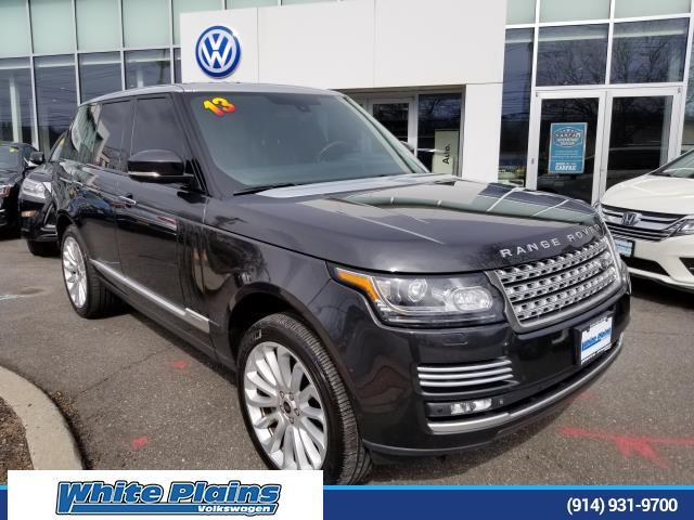 2013 Land Rover Range Rover 4WD 4dr SC Autobiography White Plains NY