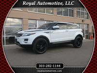 Land Rover Range Rover Evoque 2 Door Pure Plus 2013