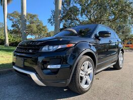 2013_Land Rover_Range Rover Evoque_Dynamic_ Hollywood FL