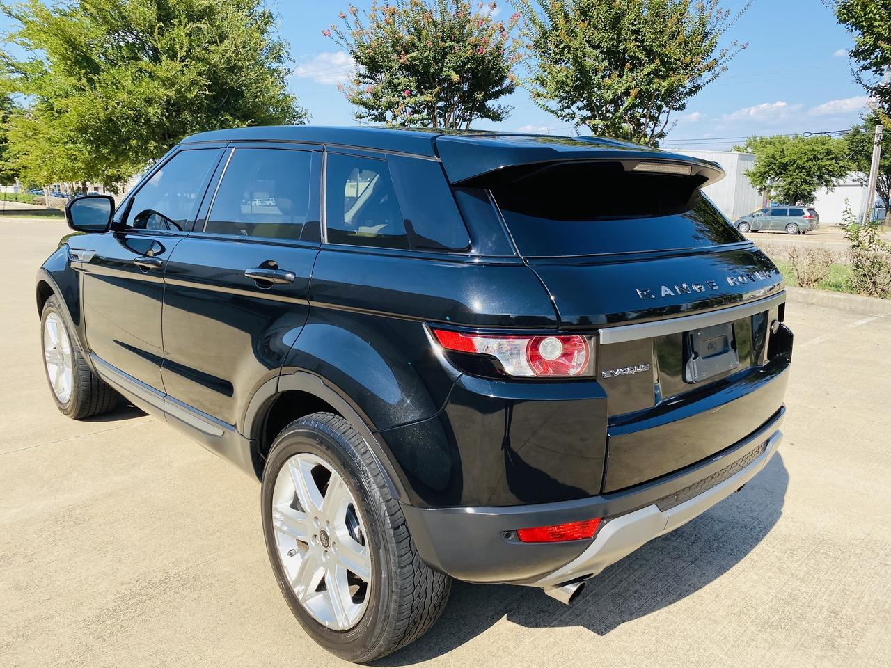 2013 Land Rover Range Rover Evoque Dynamic Premium Dallas TX