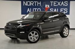 2013_Land Rover_Range Rover Evoque Navigation Pano Roof Back up Camera_Pure Premium_ Dallas TX