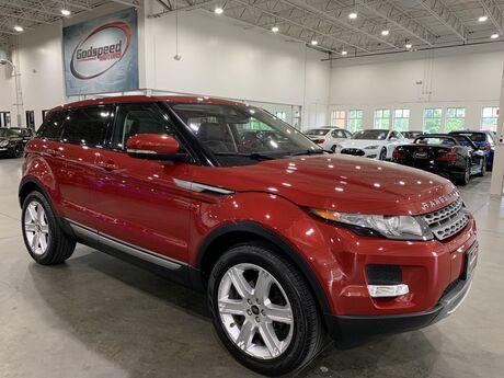 2013 Land Rover Range Rover Evoque Pure Plus 49k MSRP Charlotte NC