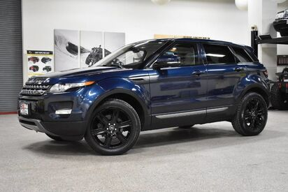 2013_Land Rover_Range Rover Evoque_Pure Plus_ Boston MA