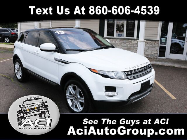 2013 Land Rover Range Rover Evoque Pure Plus East Windsor CT