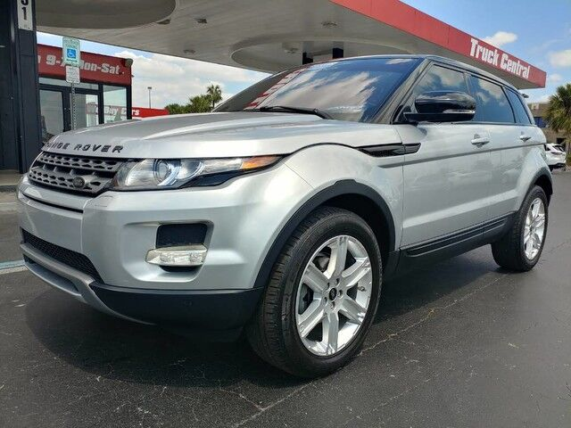 2013_Land Rover_Range Rover Evoque_Pure Plus_ Fort Myers FL