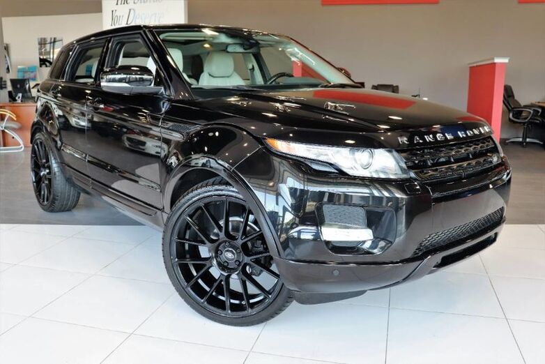 2013 Land Rover Range Rover Evoque Pure Plus Springfield NJ