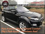 2013 Land Rover Range Rover Evoque Pure Premium 4-Door