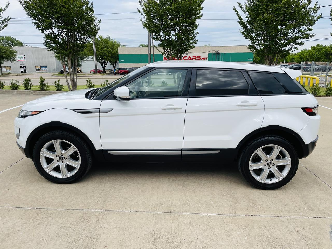 2013 Land Rover Range Rover Evoque Pure Premium Plus Dallas TX