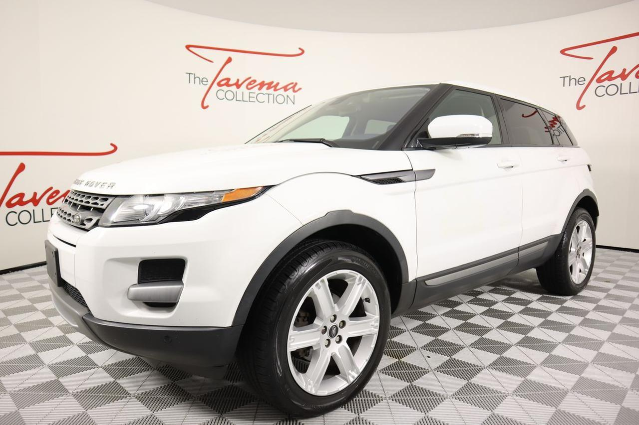 2013 Land Rover Range Rover Evoque Pure Sport Utility 4D Hollywood FL