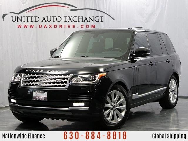 2013 Land Rover Range Rover HSE 4wd Addison IL