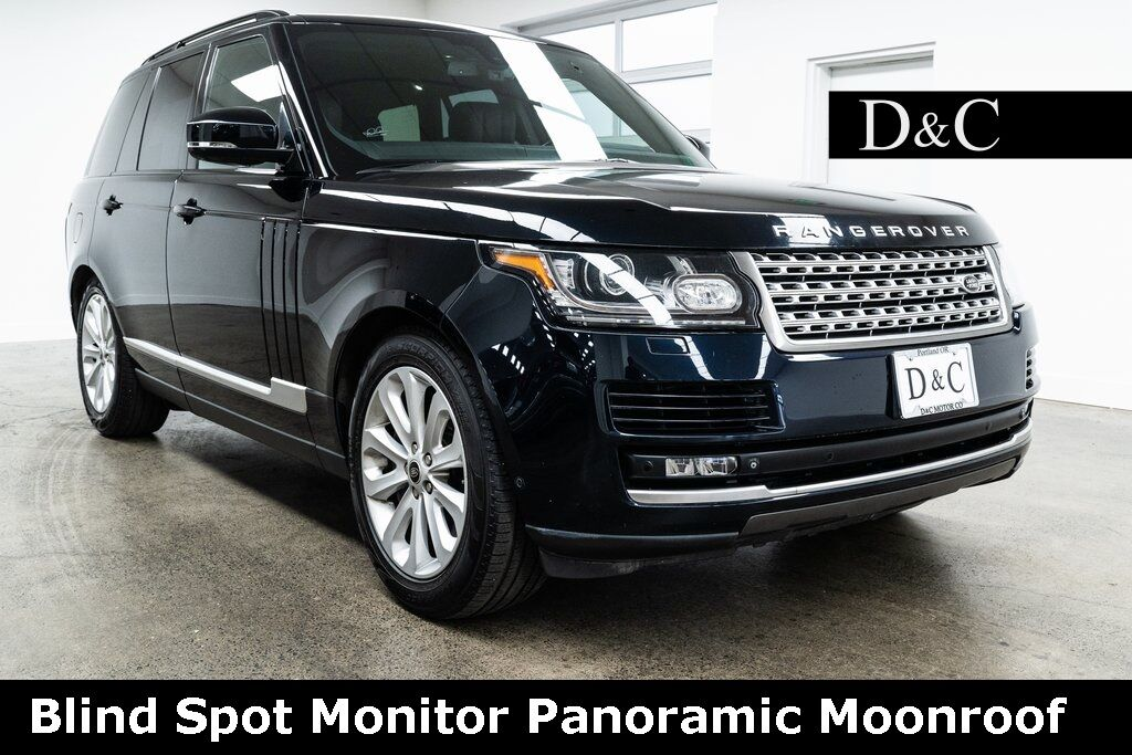 2013 Land Rover Range Rover HSE Blind Spot Monitor Panoramic Moonroof Portland OR