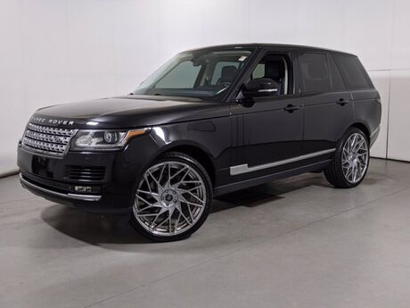 2013 Land Rover Range Rover HSE Cary NC