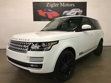 2013_Land Rover_Range Rover_HSE Fuji White Low miles 23kmi Pano Roof_ Addison TX