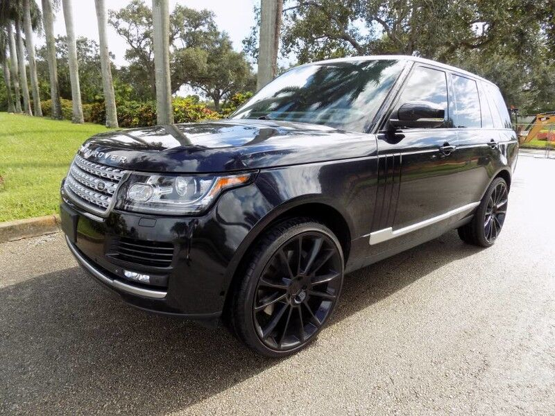 2013 Land Rover Range Rover HSE Hollywood FL