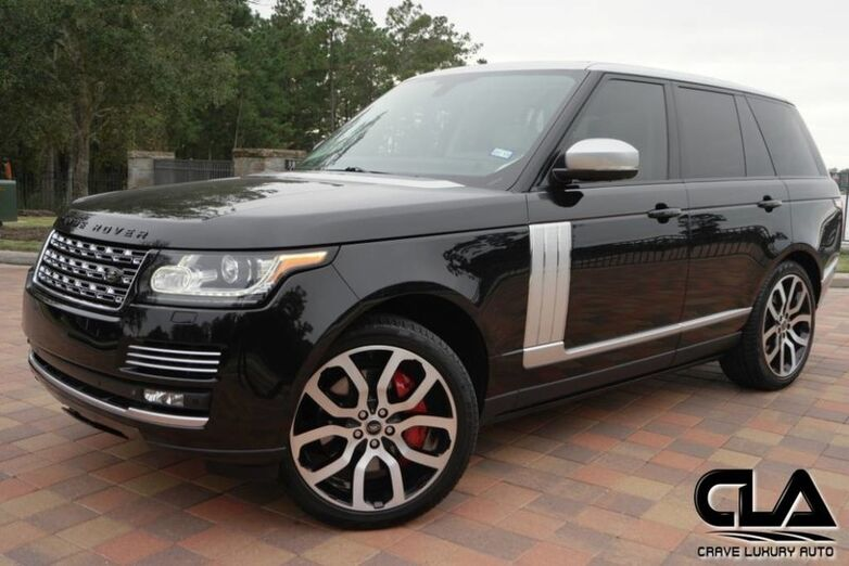 2013 Land Rover Range Rover SC The Woodlands TX