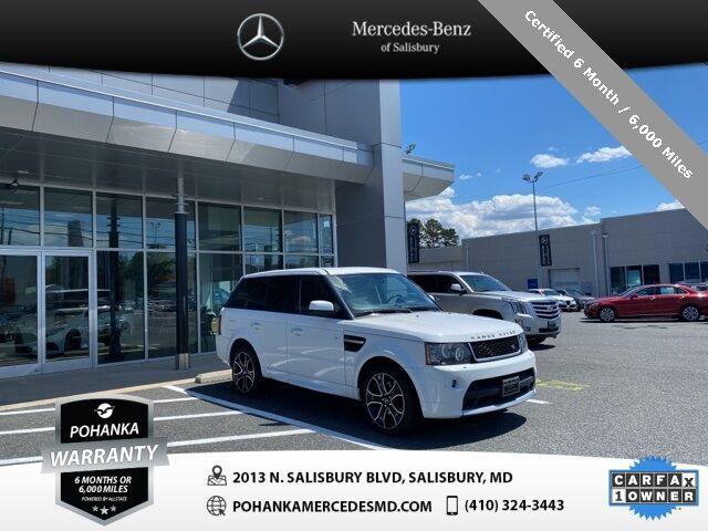 2013 Land Rover Range Rover Sport HSE ** GUARANTEED FINAINCING ** Salisbury MD