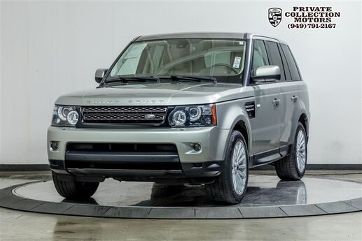 2013 Land Rover Range Rover Sport HSE 2 Owner Clean Carfax Costa Mesa CA