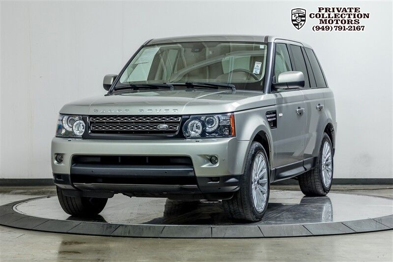 2013_Land Rover_Range Rover Sport_HSE 2 Owner Clean Carfax_ Costa Mesa CA