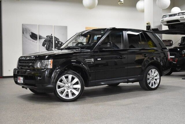 Used Land Rover Range Rover Sport Canton Ma