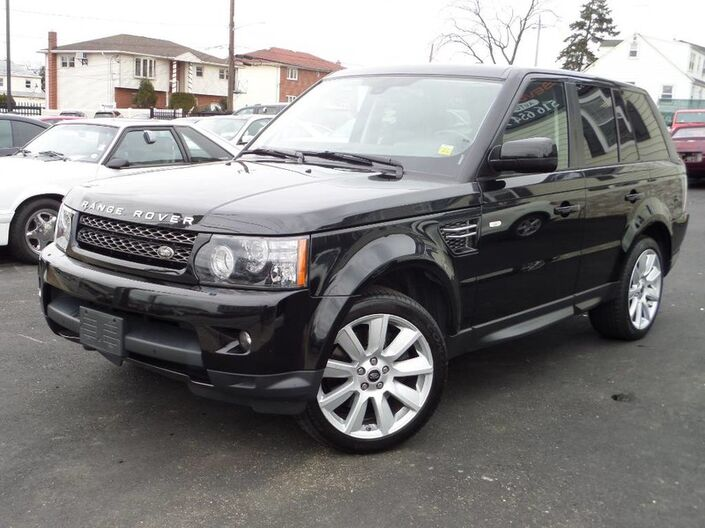 2013 Land Rover Range Rover Sport HSE Elmont NY