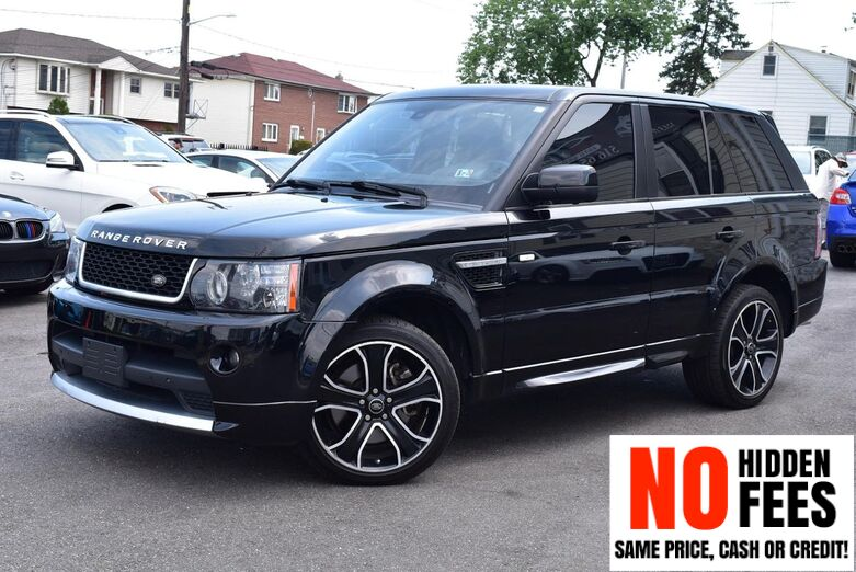 2013 Land Rover Range Rover Sport HSE GT Limited Edition Elmont NY