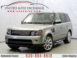2013 Land Rover Range Rover Sport HSE LUX 4WD