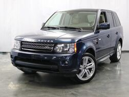 2013_Land Rover_Range Rover Sport_HSE LUX / 5.0L V8 Engine / AWD / Sunroof / Navigation / Harman Kardon Premium Sound System / Bluetooth / Parking Aid with Rear View Camera_ Addison IL