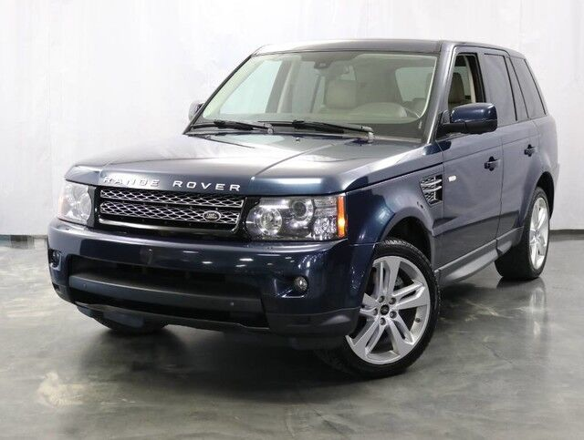 2013 Land Rover Range Rover Sport HSE LUX / 5.0L V8 Engine / AWD / Sunroof / Navigation / Harman Kardon Premium Sound System / Bluetooth / Parking Aid with Rear View Camera Addison IL