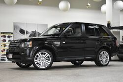 Land Rover Range Rover Sport HSE LUX 2013