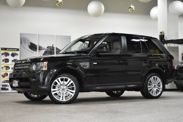 2013 Land Rover Range Rover Sport HSE LUX Boston MA