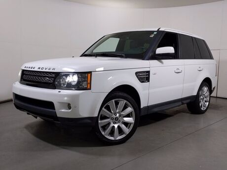 2013 Land Rover Range Rover Sport HSE LUX Cary NC