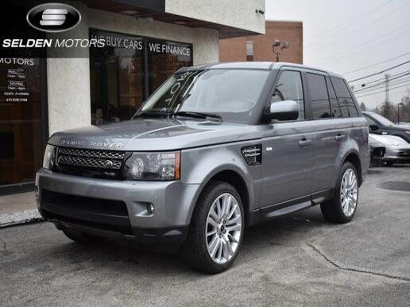 2013 Land Rover Range Rover Sport HSE LUX Conshohocken PA