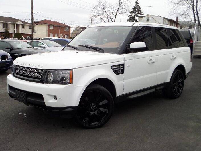 2013 Land Rover Range Rover Sport HSE LUX Elmont NY