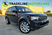 2013 Land Rover Range Rover Sport HSE LUX LEATHER, HEATED SEATS, SUNROOF, AND MUCH MORE!!!