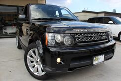 2013_Land Rover_Range Rover Sport_HSE LUX NAVI PARKING SENSORS REAR CAMERA_ Houston TX