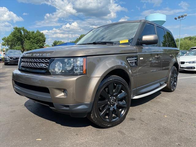 2013 Land Rover Range Rover Sport HSE LUX Raleigh NC