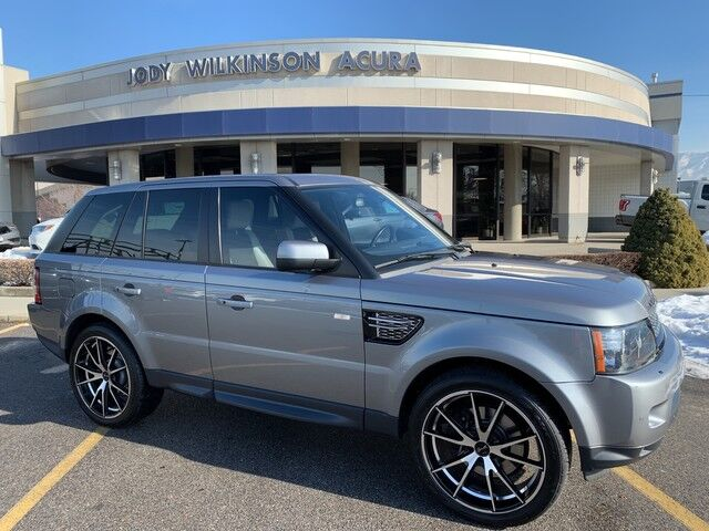 2013 Land Rover Range Rover Sport HSE LUX Salt Lake City UT